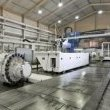 18.60m useful machining length - machining 3 components at a time - Groupe CMA